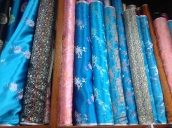 Aik Bee textiles, 69 Arab Street